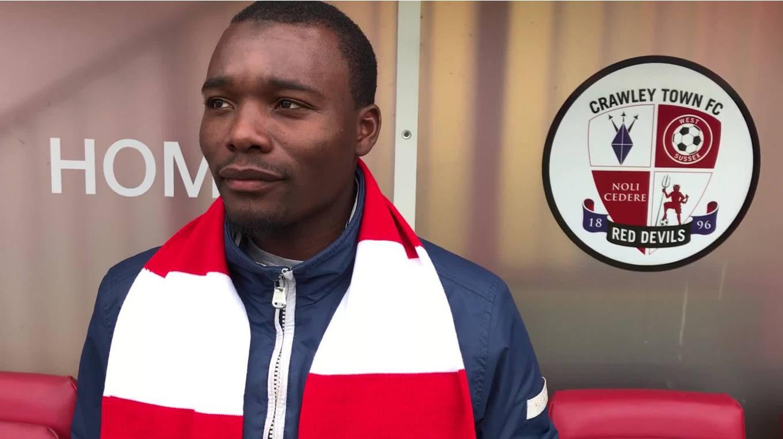 Moussa Sanoh Interview Moussa Sanoh News Crawley Town