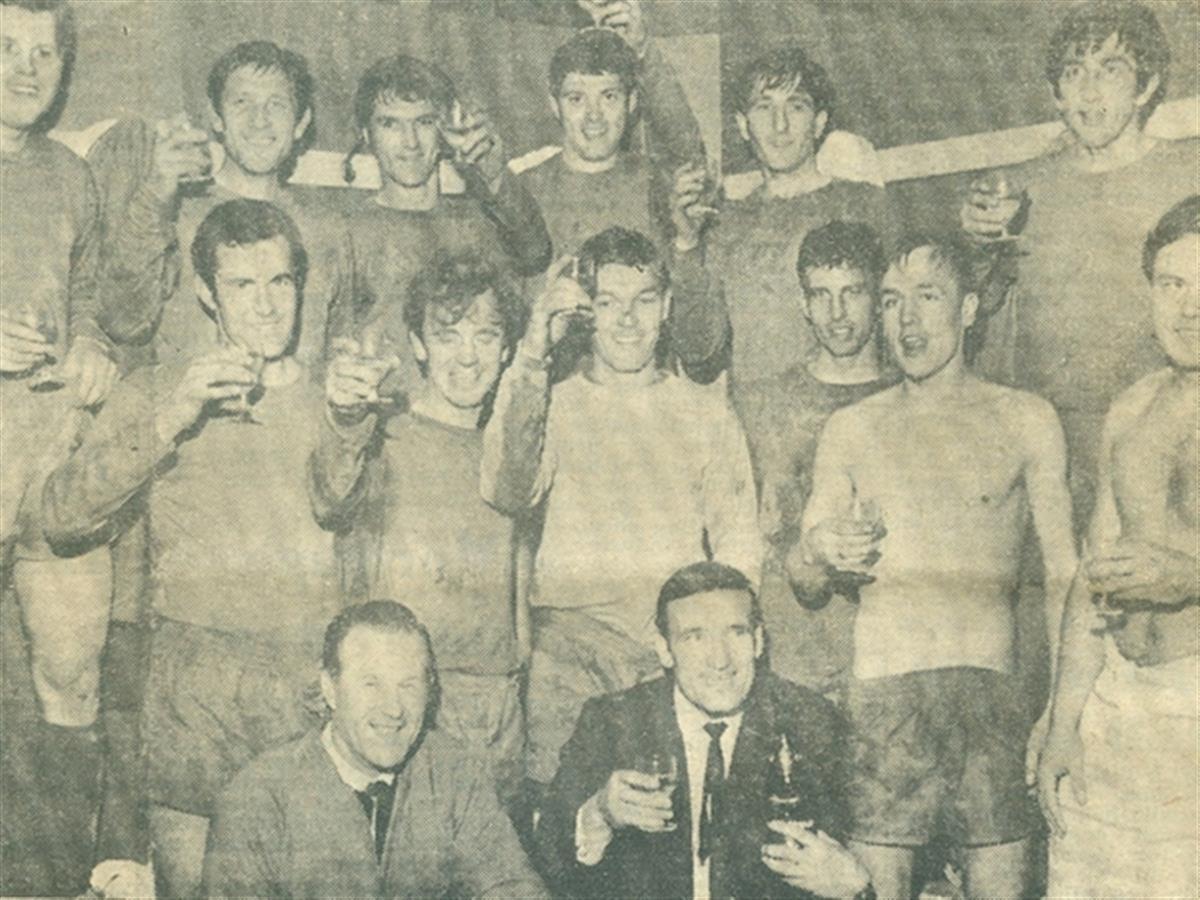 RIP Roy Jennings - News - Crawley Town