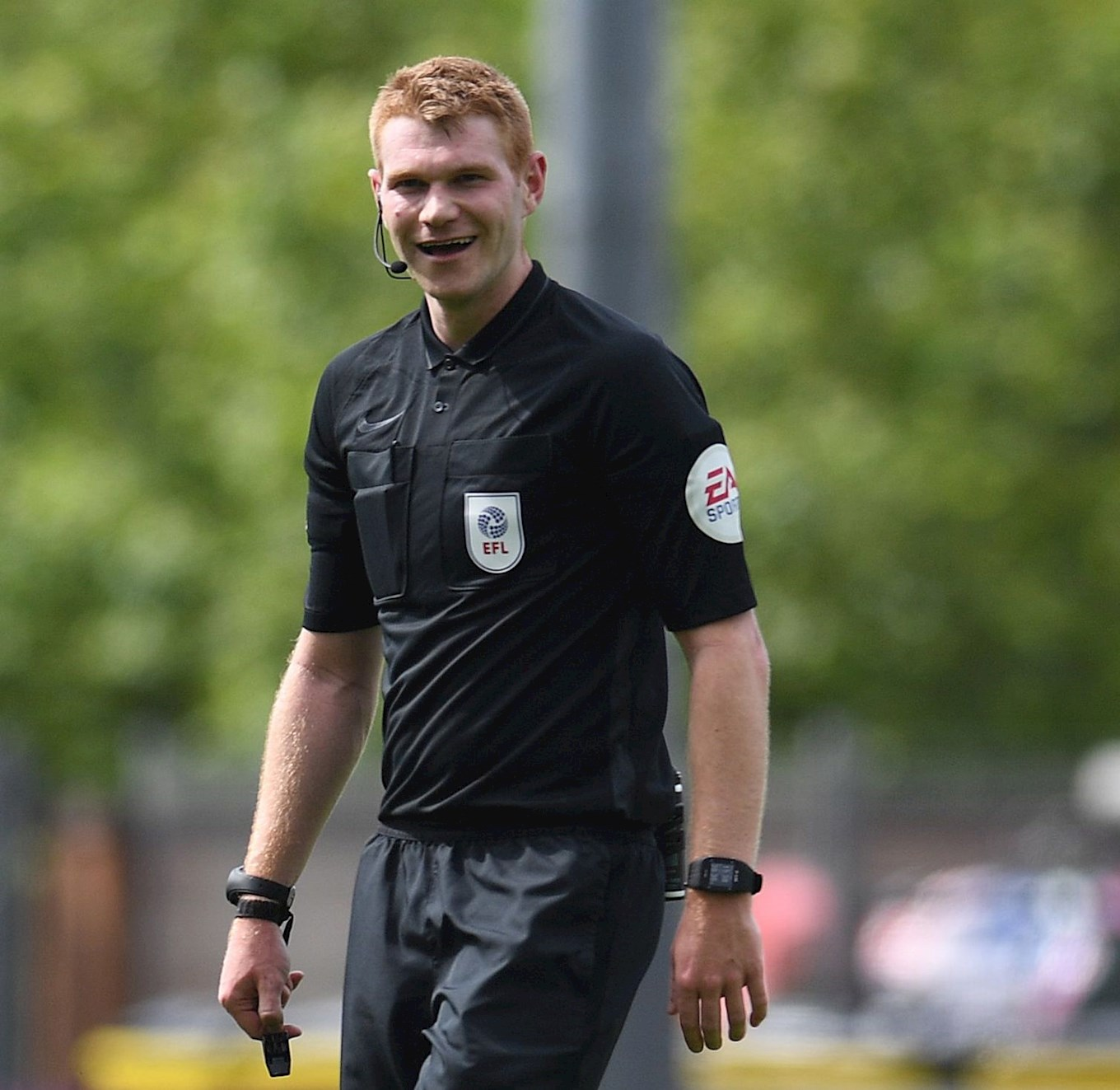 Ref Watch: James Oldham to Take Charge of Macclesfield Town Clash
